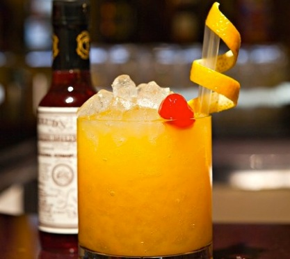 Bitter Sweet Cocktail